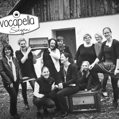 Vocapella on Air