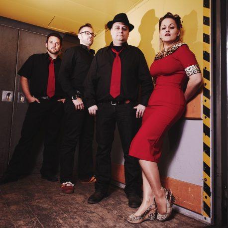 Sandy Lee & the Wantons