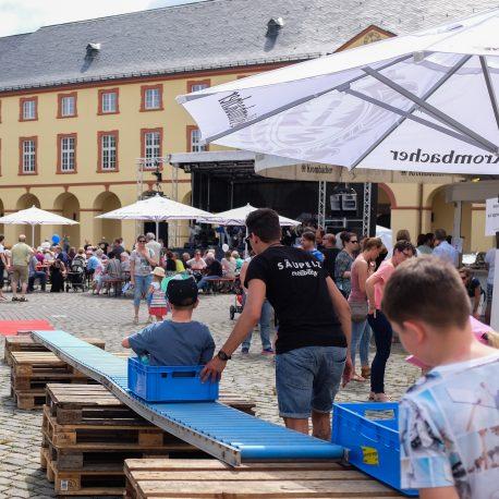 Spielplatz Schlossplatz