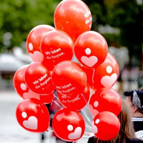 Spendenaktion Herzenswunsch der Sparkasse Siegen
