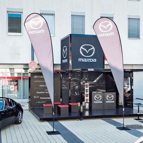 Mazda mischt mit – Autohaus Büdenbender
